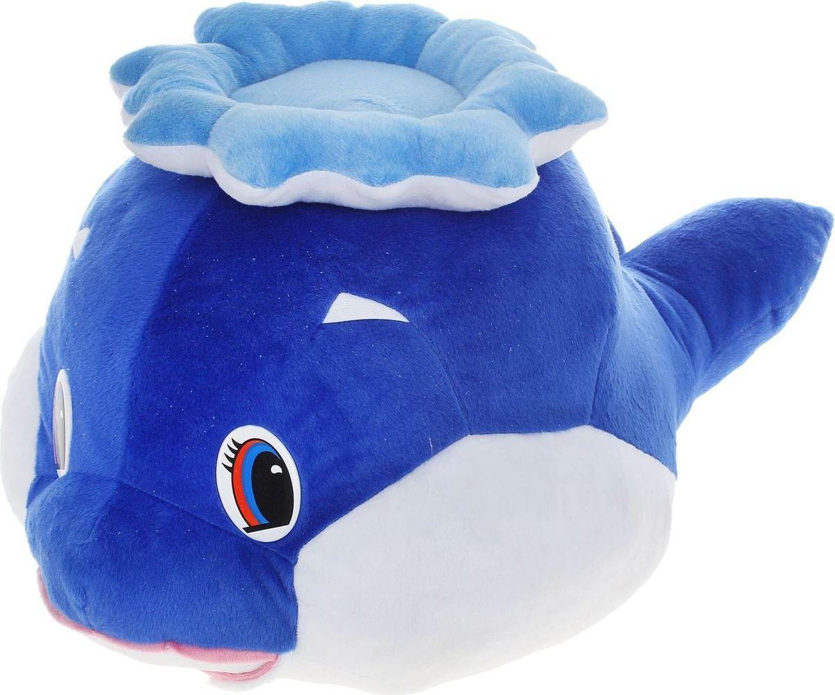где купить Sima-land Мягкая игрушка Китенок Пуф 75 см по лучшей цене