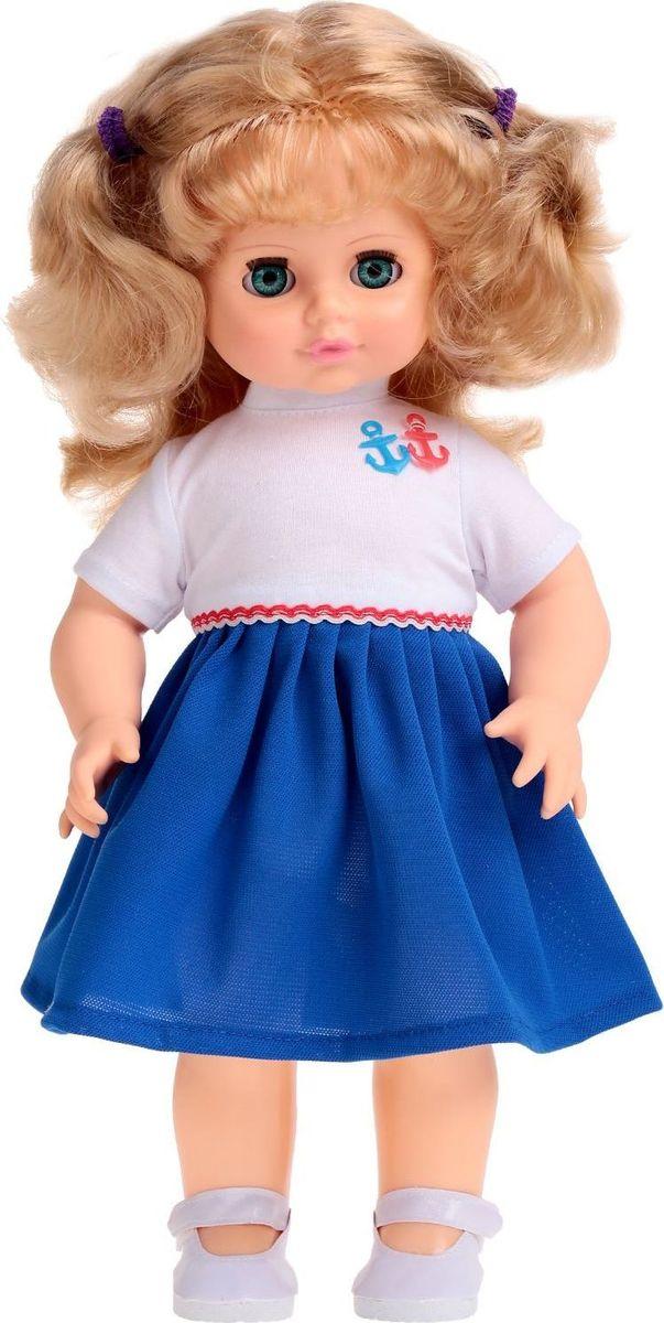 Весна Кукла озвученная Инна цвет одежды белый синий что мне из одежды