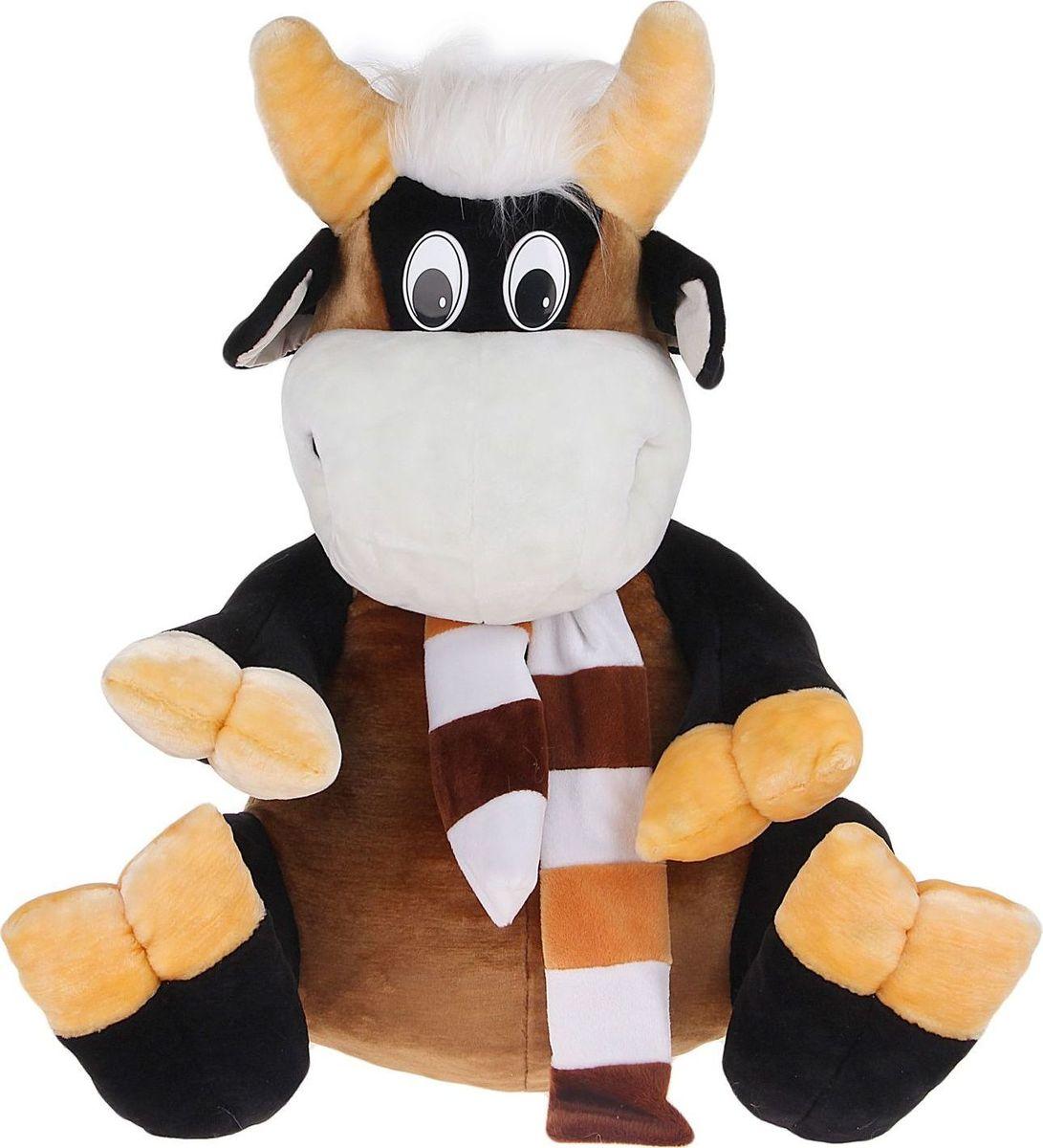 где купить Sima-land Мягкая игрушка Бык Винсент 87 см по лучшей цене