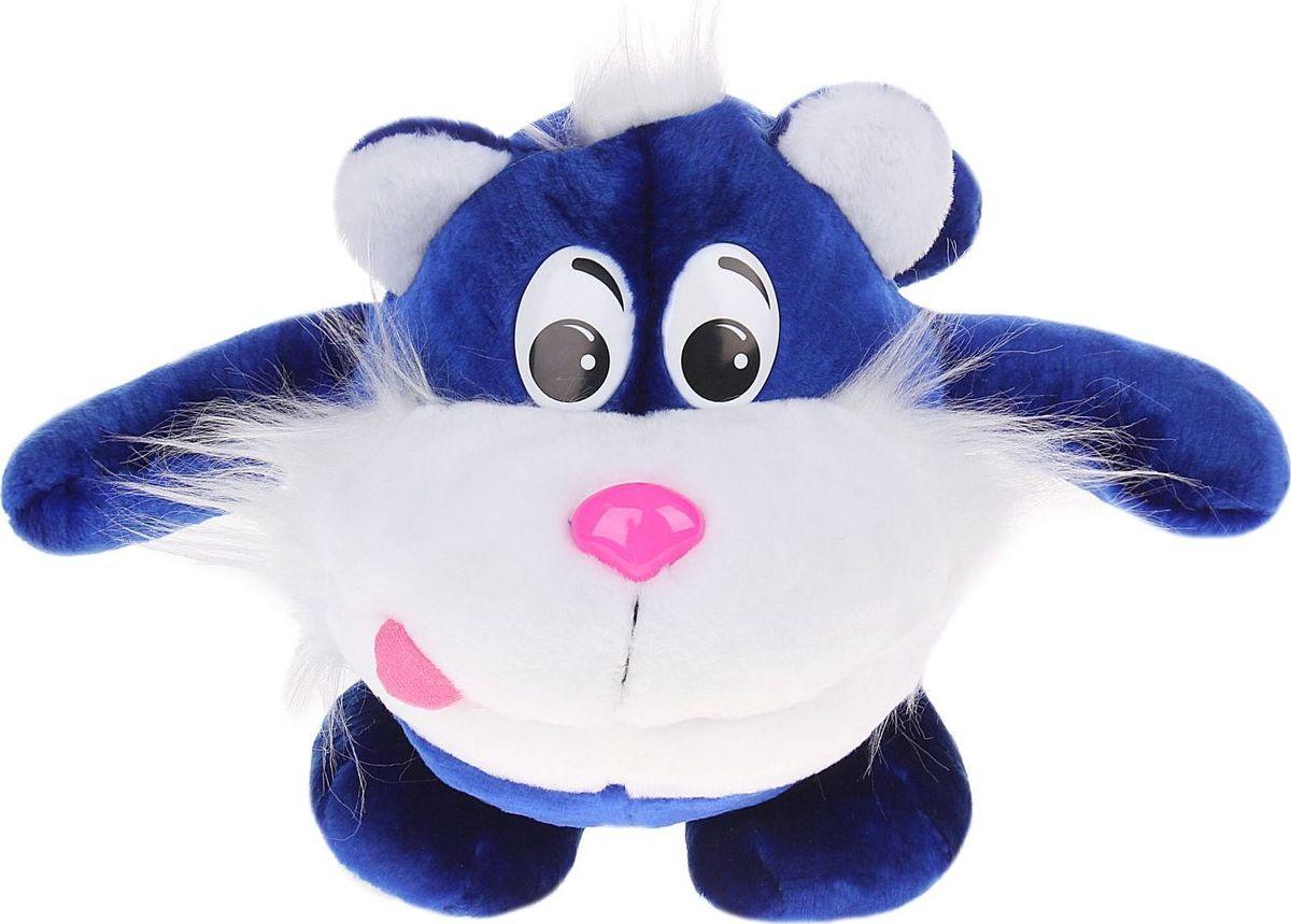 Sima-land Мягкая игрушка Кот Пухлик 31 см sima land мягкая игрушка лисенок рыжик 60 см