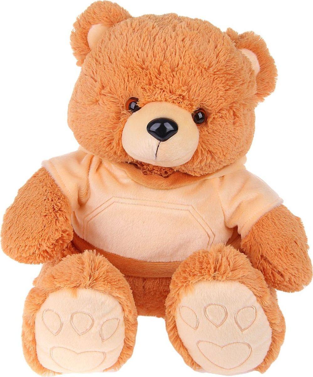 Sima-land Мягкая игрушка Медведь Эдди в кофточке 50 см sima land мягкая игрушка лисенок рыжик 60 см