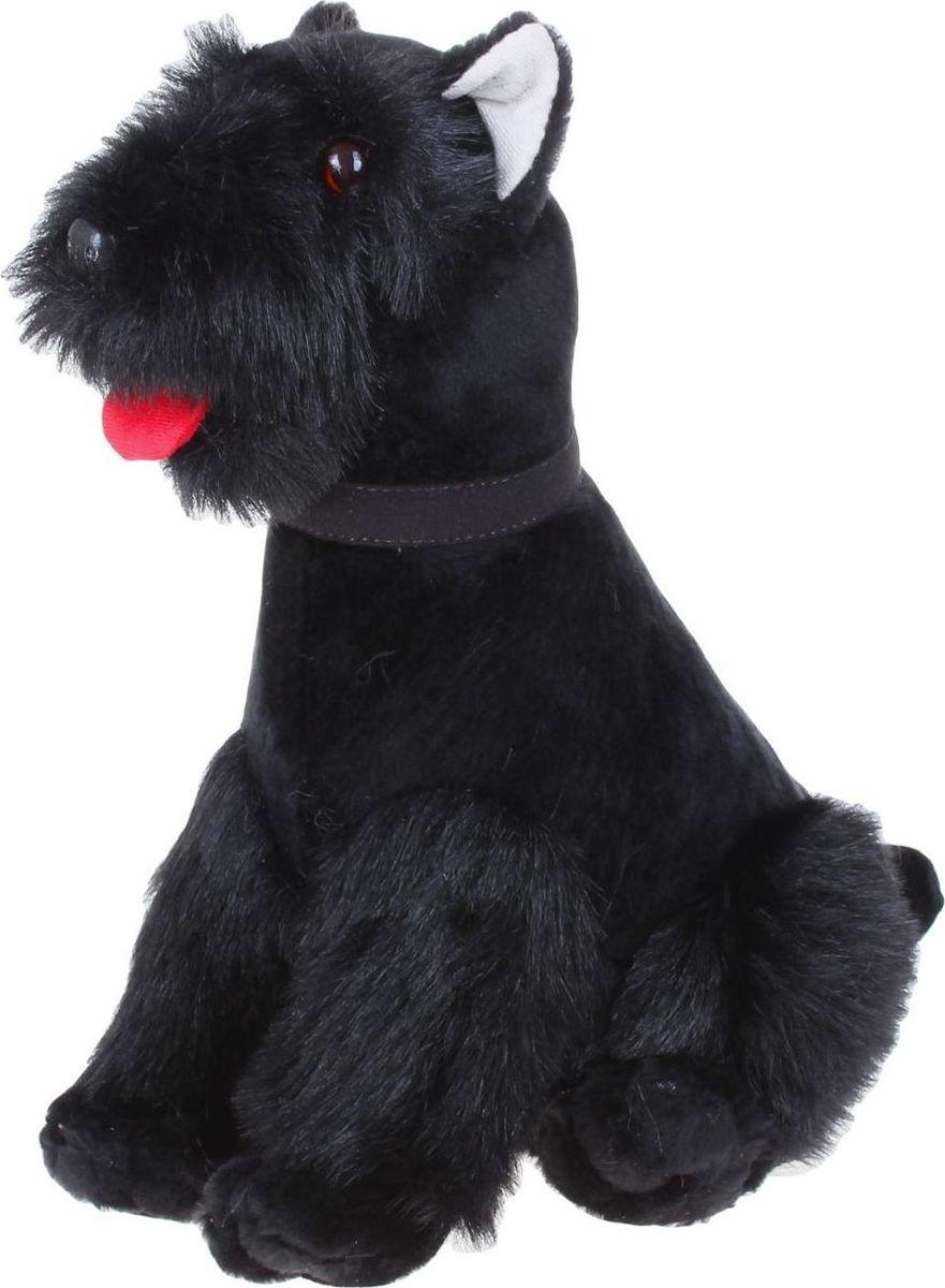 Sima-land Мягкая игрушка Собака Блэк 38 см радомир мягкая игрушка собака соня 55 см 2008906