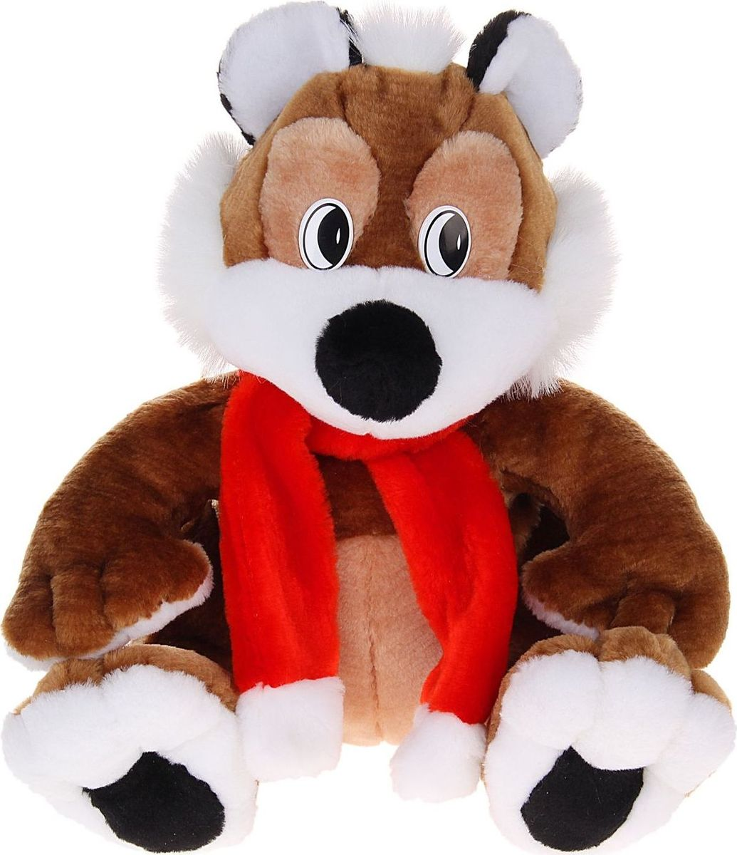 Sima-land Мягкая игрушка Бурундучок 35 см sima land мягкая игрушка лисенок рыжик 60 см