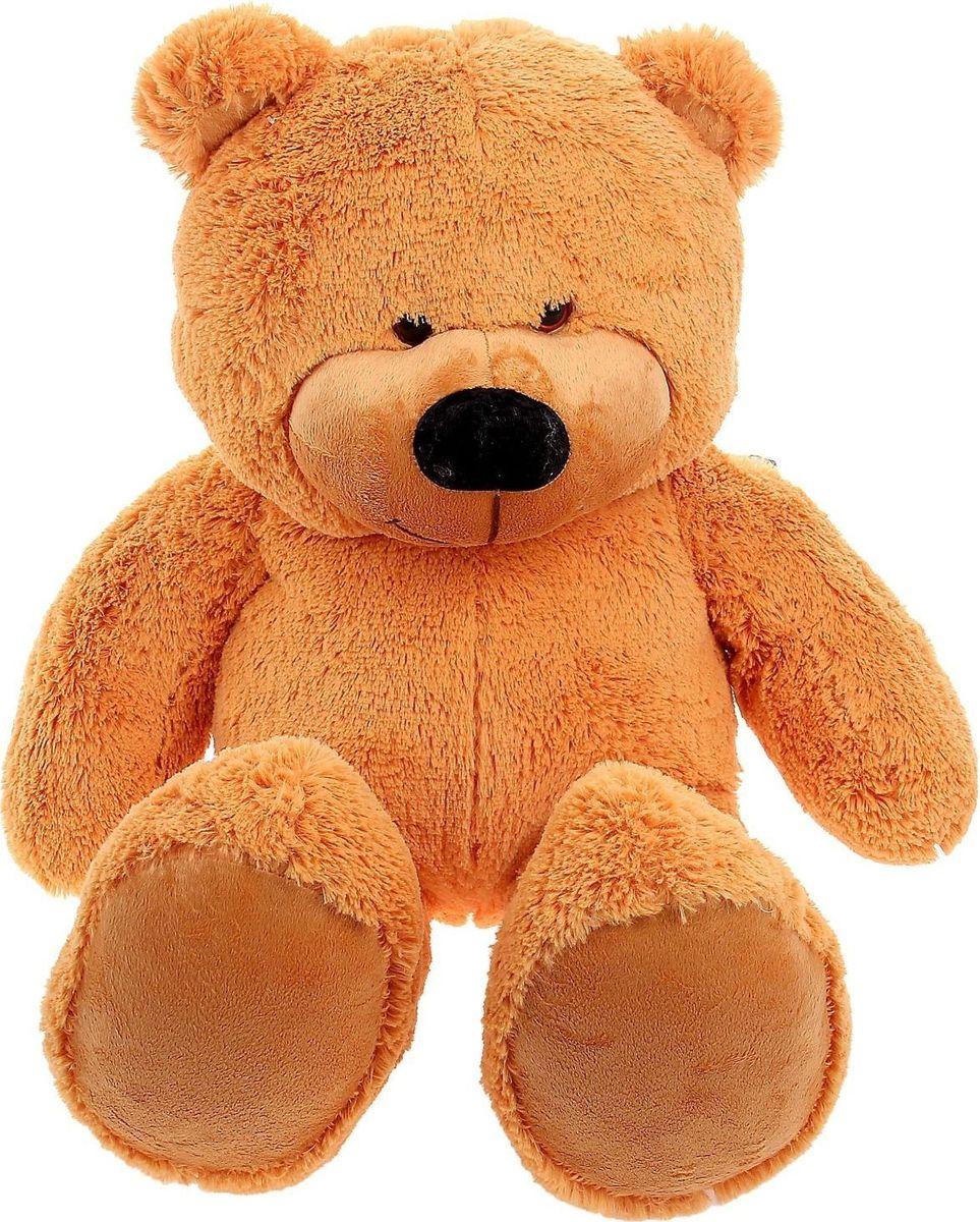 Sima-land Мягкая игрушка Мишка Барни цвет карамельный 58 см мягкая игрушка dreamworks король джулиан 58 см