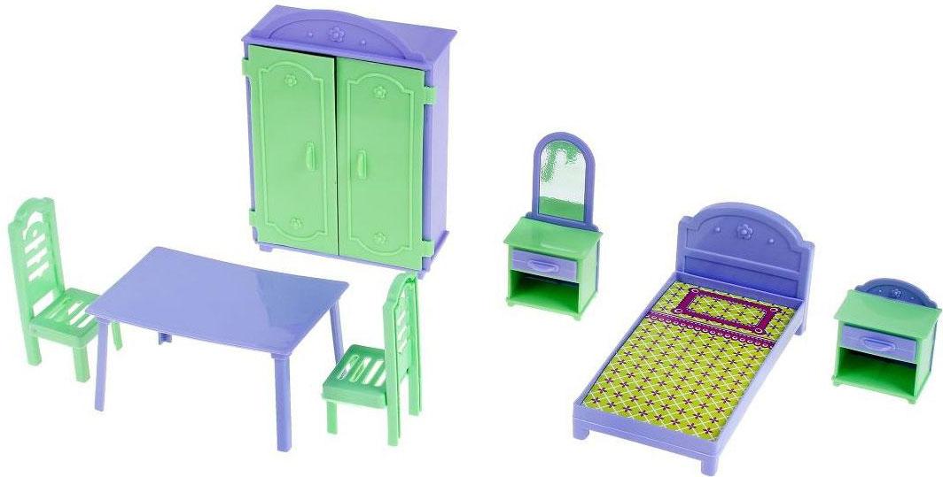 Sima-land Набор мебели Квартирка кармашки на стену для бани sima land для здоровья для души цвет желтый 3 шт