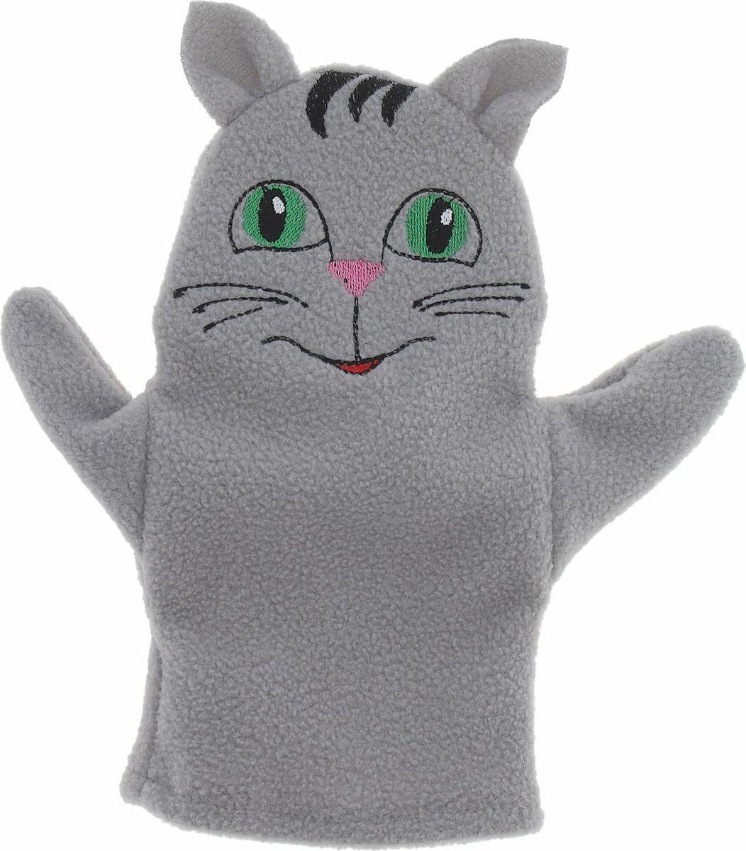 Sima-land Игрушка на руку Кошка sima land кукла на руку волк