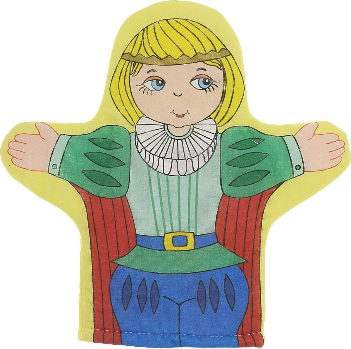 Sima-land Игрушка на руку Принц sima land кукла на руку волк