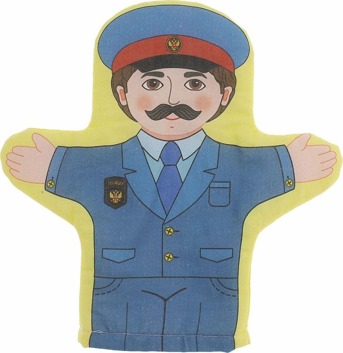 Sima-land Игрушка на руку Полицейский sima land игрушка на руку егорка