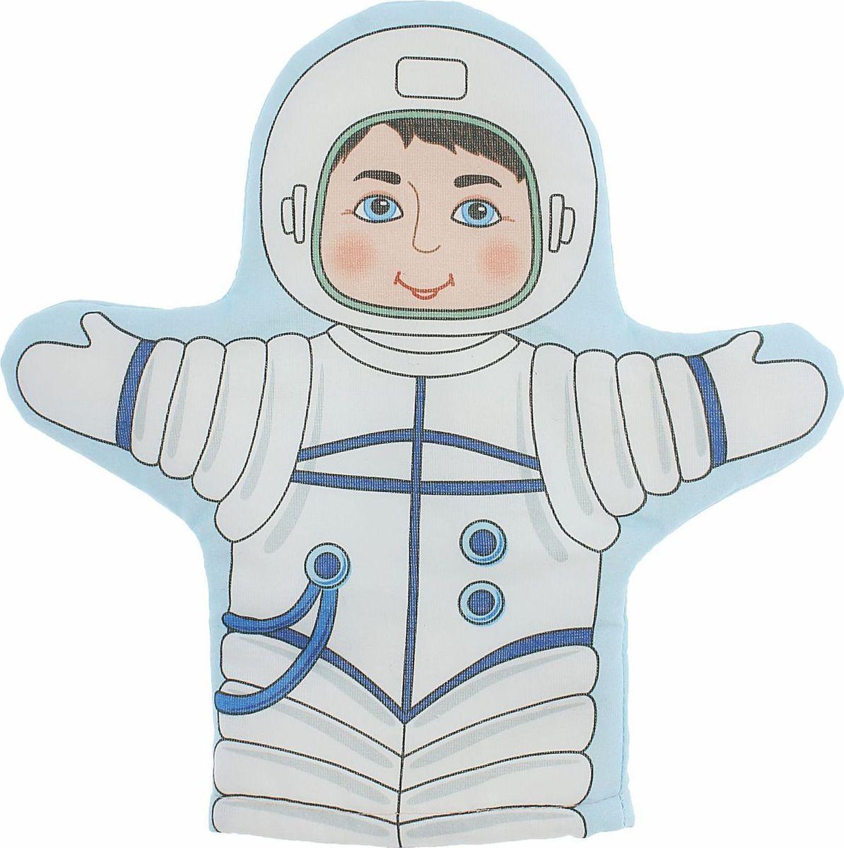Sima-land Игрушка на руку Космонавт sima land игрушка на руку егорка