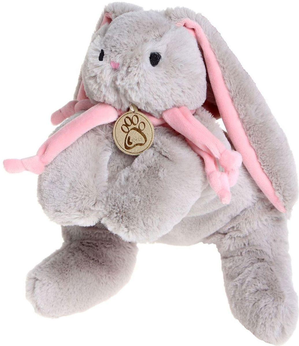 Sima-land Мягкая игрушка Кролик цвет серый 30 см брелок орден sima land защитник отечества