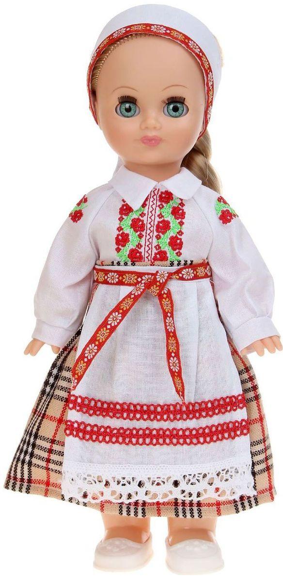 Sima-land Кукла Элла в белорусском костюме