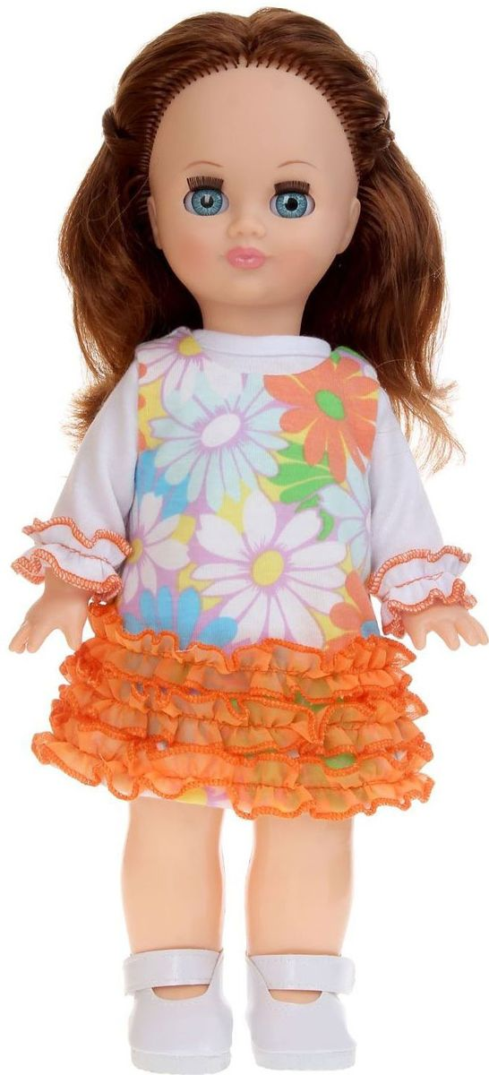 Весна Кукла озвученная Элла весна кукла элла весна 35см озвученная