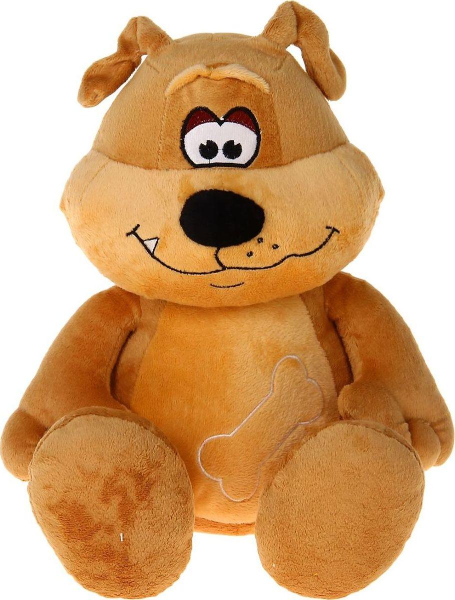 Orange Toys Мягкая игрушка Пес Барбос 60 см малышарики мягкая игрушка собака бассет хаунд 23 см