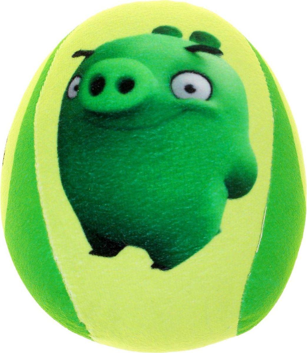 СмолТойс Мягкая игрушка Мячик Энгри Бердз 15 см 1642278 велосипед энгри бердз