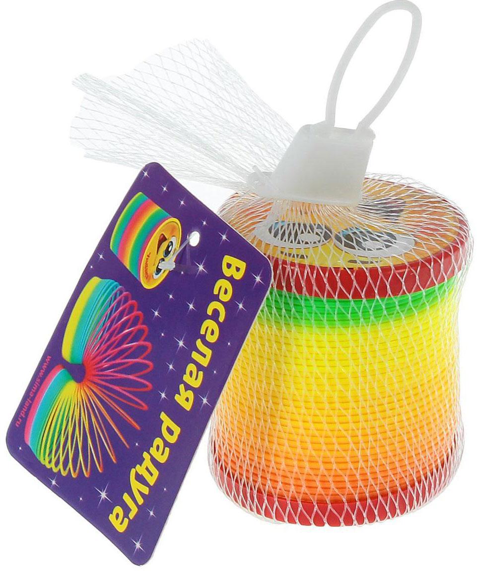 Sima-landАнтистрессовая игрушка Спираль-радуга Улыбайся Sima-land