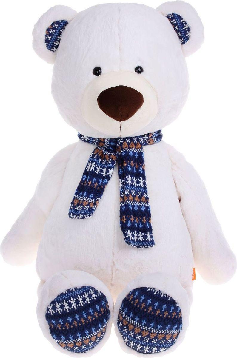 Sima-land Мягкая игрушка Медведь Снежок 70 см sima land мягкая игрушка собака тошка средняя 49 см