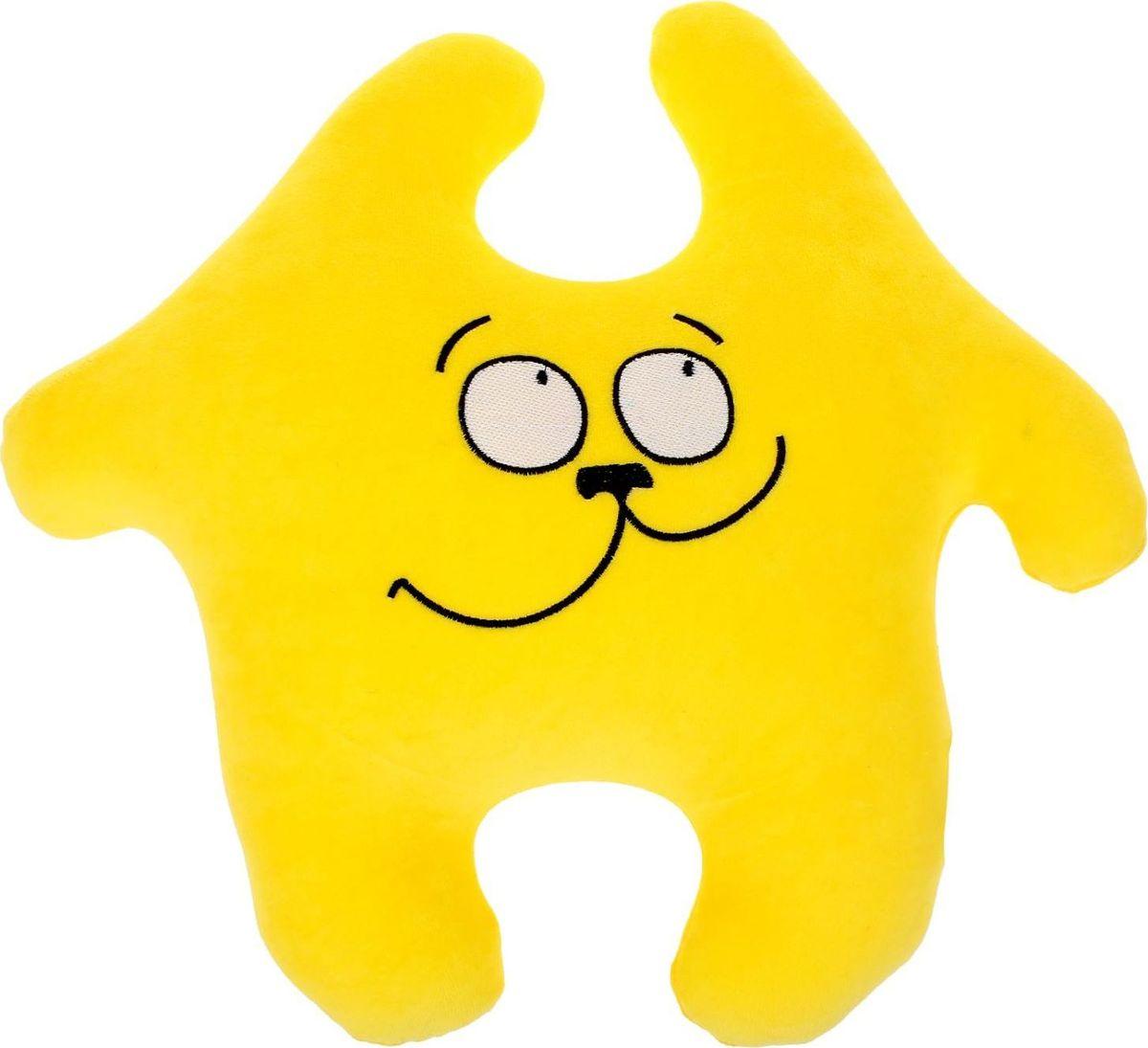 Sima-land Антистрессовая игрушка Заяц Хрустик 04 цвет желтый sima land антистрессовая игрушка заяц хрустик 04 цвет желтый