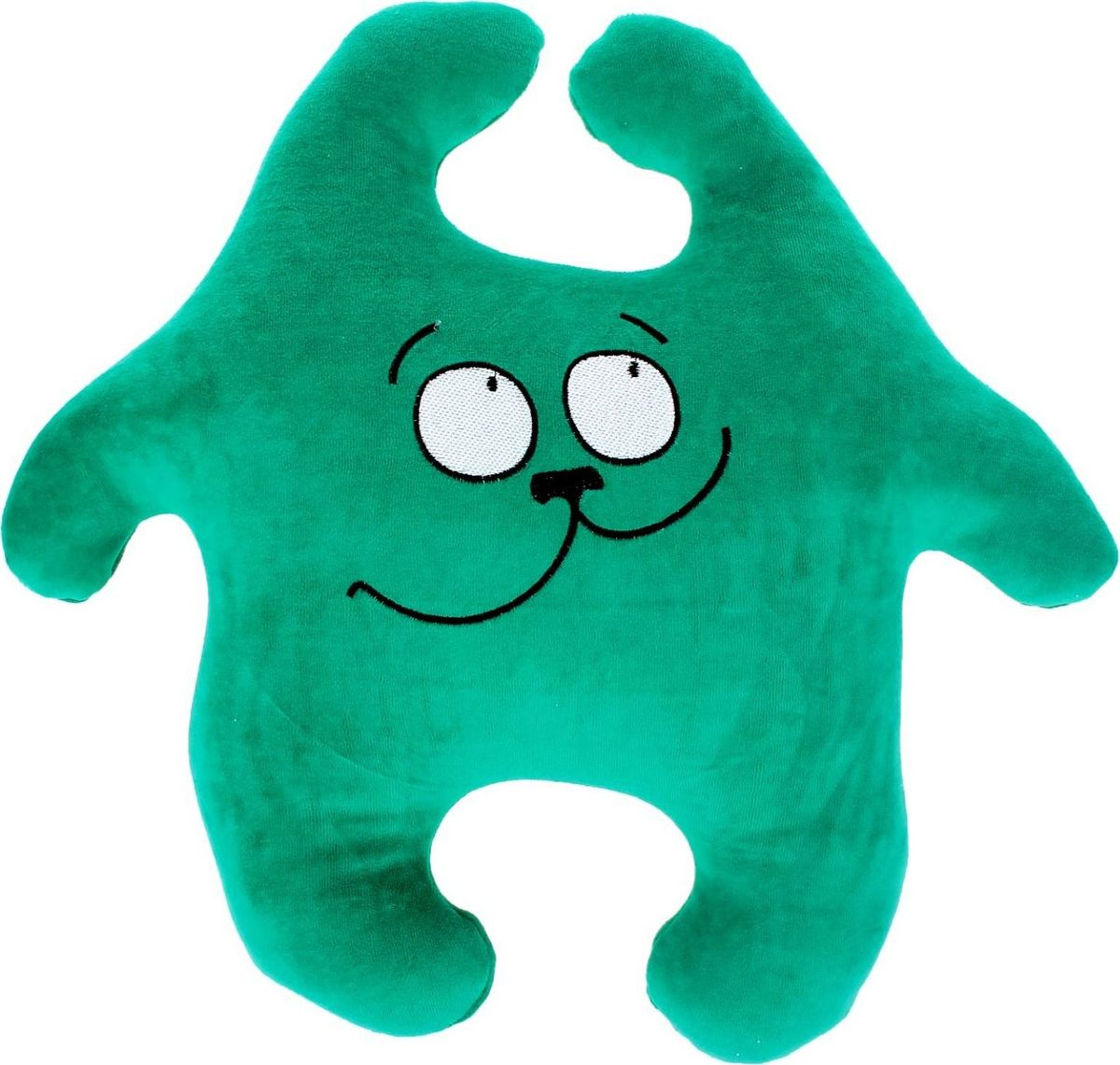 Sima-land Антистрессовая игрушка Заяц Хрустик 04 цвет зеленый sima land антистрессовая игрушка заяц хрустик 04 цвет желтый
