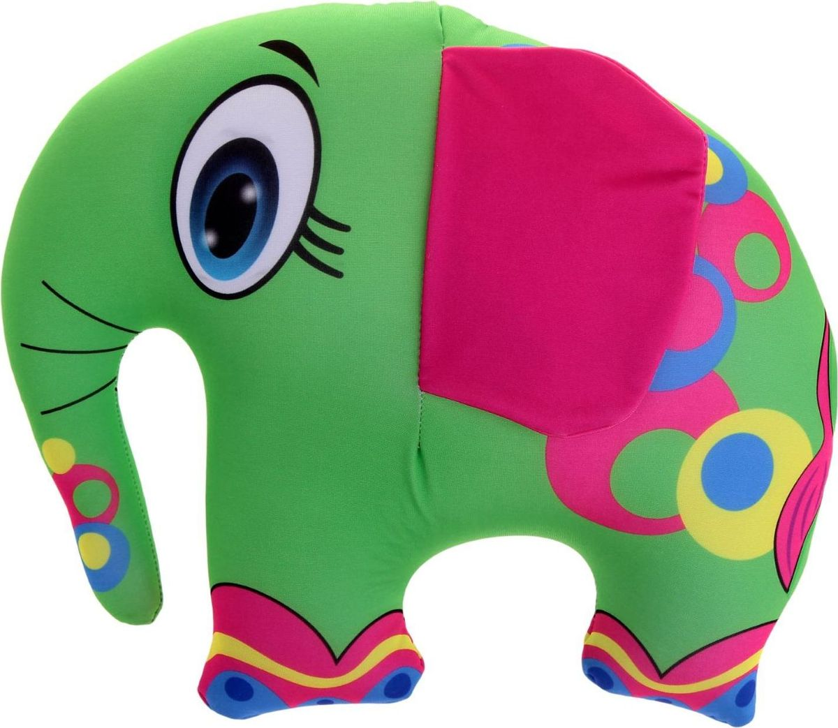 Sima-land Антистрессовая игрушка Слон цвет зеленый sima land