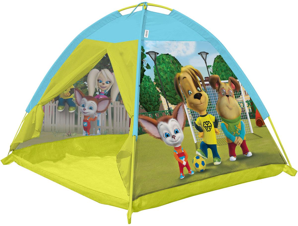 Fresh Trend Палатка для игр Барбоскины - Игры на открытом воздухе