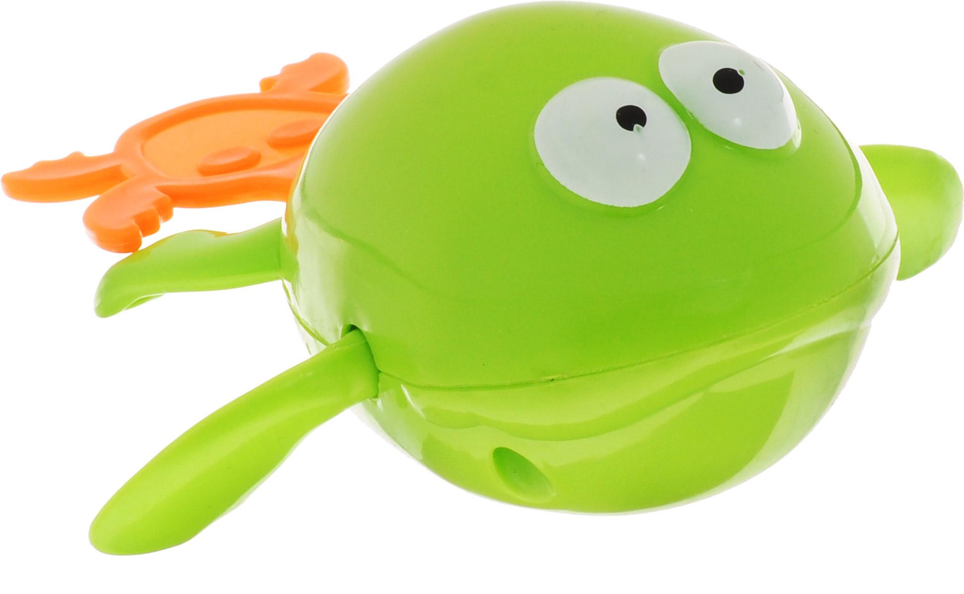 Keenway Игрушка для ванной Лягушонок игрушки для ванны играем вместе заводная игрушка для купания лягушонок