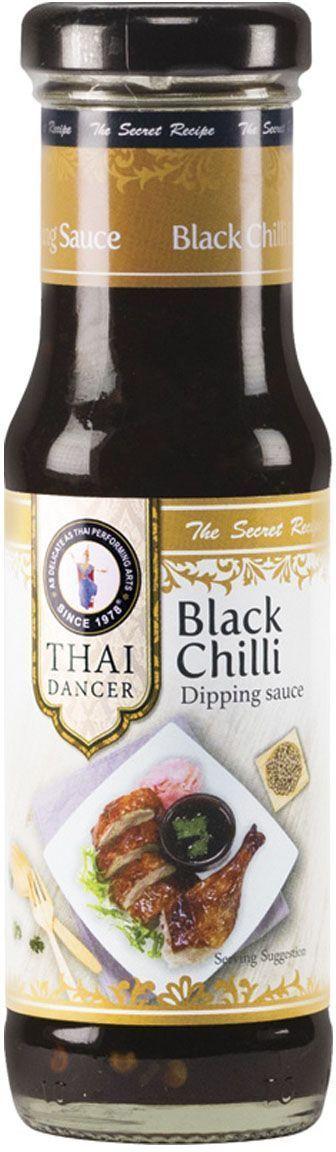Thai Dancer Соус с грибами и мятой Black Chili, 150 мл thai dancer соус с лонганом и имбирем 150 мл