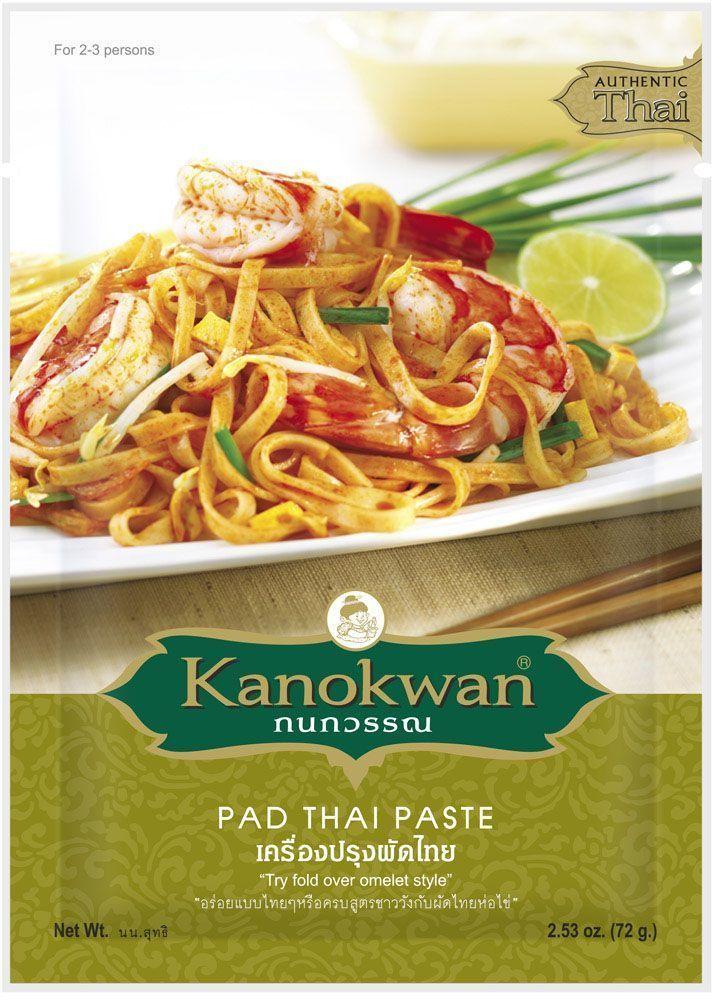 Kanokwan Соус для лапши Пад Тай, 50 гKW0006003Используется для приготовления одного из наиболее известных блюд тайской кухни - лапши пад тхай (пхат тхай). Также идеально подходит к любым блюдам, приготовленным на сковороде вок, к салатам и острым омлетам, которые обязательно подают во всех ресторанах тайской и малайской кухни.Степень остроты: неострая.