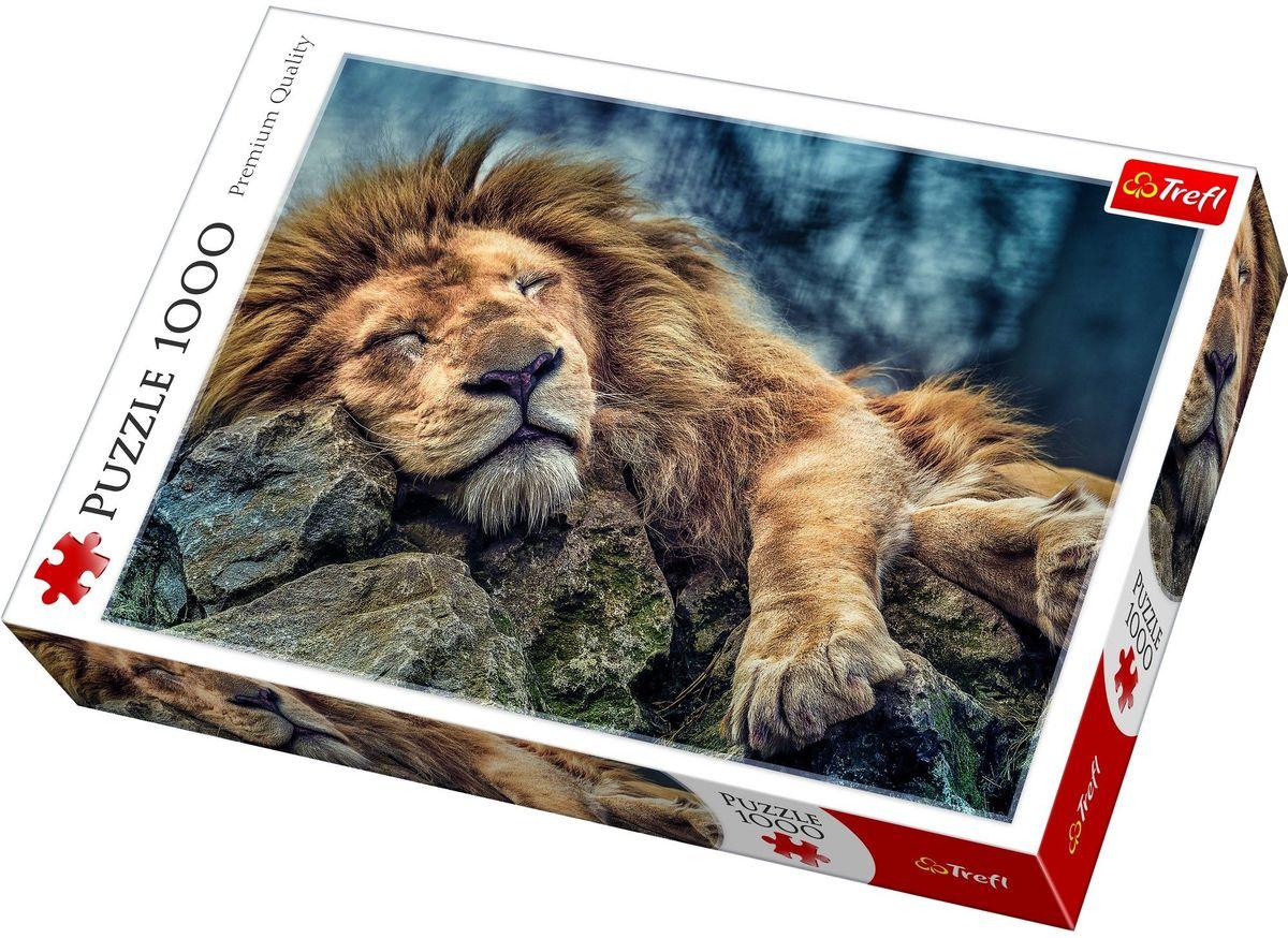 Trefl Пазл Спящий лев