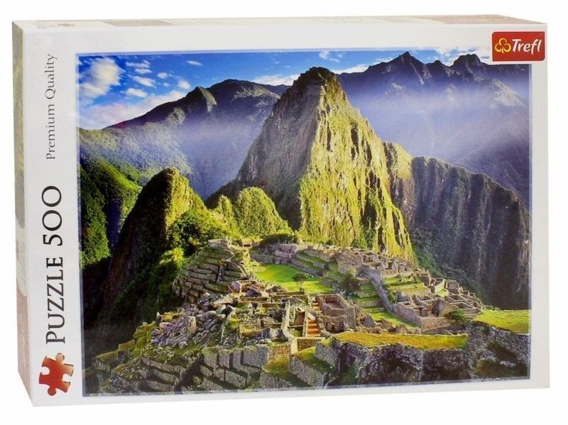 Trefl Пазл Старинное святилище Мачу-Пикчу