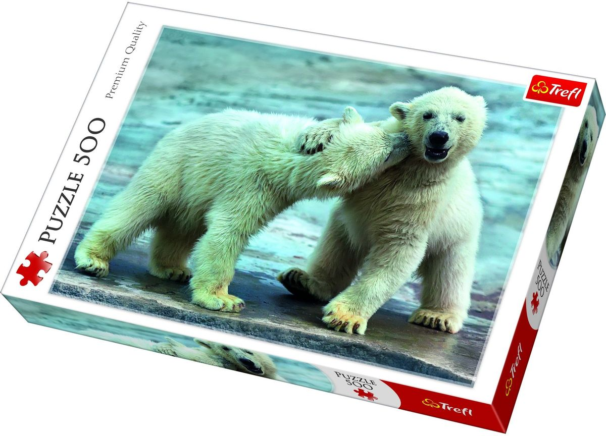 Trefl Пазл Белые медведи