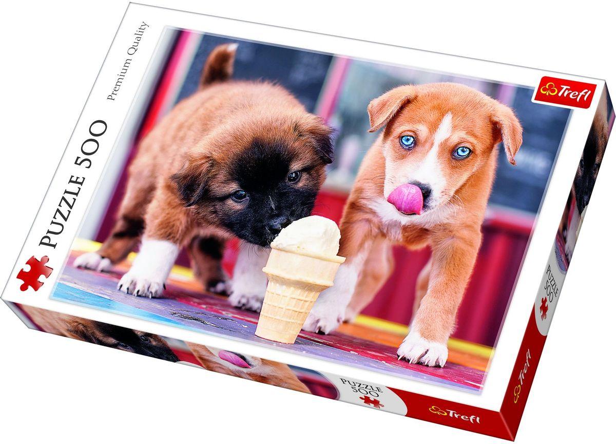 Trefl Пазл Время для мороженого