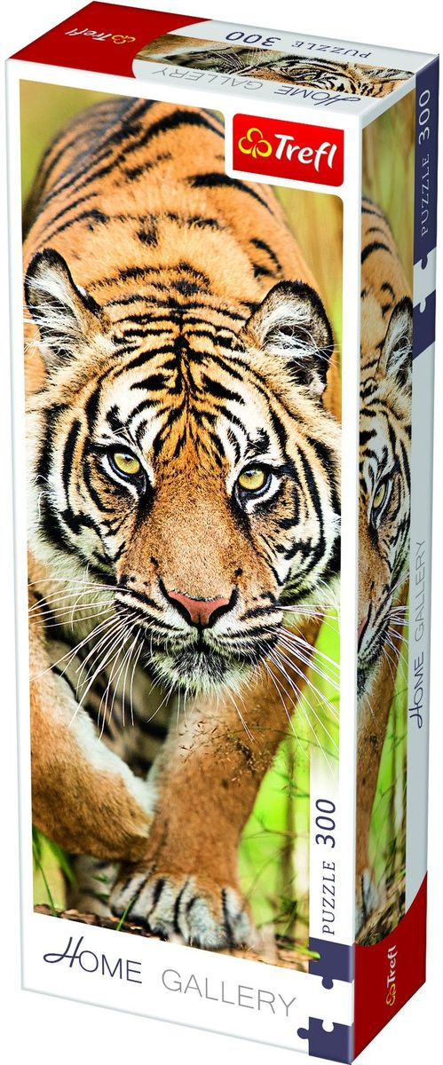 Trefl Пазл Затаившийся тигр