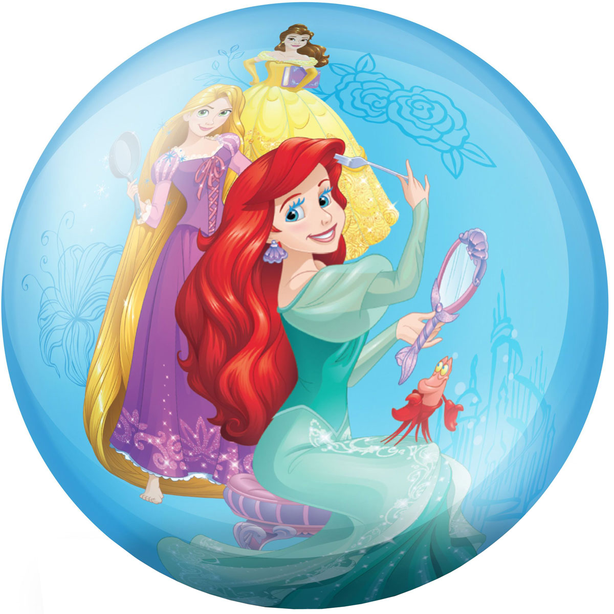 Fresh Trend Мяч детский Принцессы fresh trend складное ведро