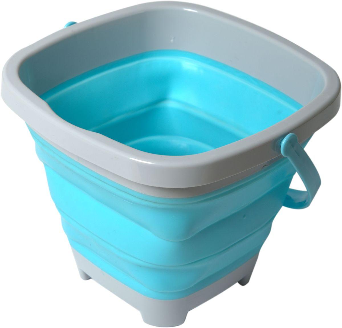 Fresh Trend Игрушка для песочницы Ведро складное цвет голубой fresh trend складное ведро