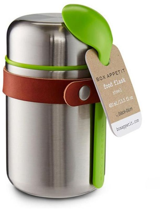 Термос Black+Blum Food Flask, 400 мл. BAM-FF-S001