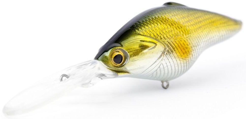 Воблер плавающий Atemi Power Crank, цвет: Gold Black, длина 6,5 см, вес 14,5 г, заглубление 3,5 м513-00034Воблер ATEMI Power Crank, Gold Black, 6,5 см Воблер ATEMI Power Crank, Gold Black, 6,5 см отлично подходит для ловли крупных особей хищных пород рыб. Его крупный размер позволяет привлеч рыб на растоянии до нескольких метров. Тип приманки - плавающая.Приманки такого типа просто предмет первой необходимости для рыбалки на пресных водоемах. Сделайте себе подарок и преобретите эту замечательную приманку Воблер ATEMI Power Crank, Gold Black, 6,5 см для ловли трофейных экземпляров рыб хищных пород.арт. 513-00034Воблер ATEMI Power Crankцвет Gold Blackразмер: 6,5смвес 14,5 г, заглубление: 3,5 м Производитель: АтемиРекомендуется для ловли – щуки, окуня, форели, басса, язя, голавля, желтоперого судака, жереха.