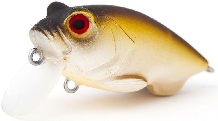 Воблер плавающий Atemi Incredible Crank, цвет: mat ayu, длина 4,5 см, вес 6,5 г, заглубление 0,3 м513-00065Тело воблера Atemi Incredible Crank сплюснуто и внешне похоже на малька уклейки или пескаря. Этот воблер применяется при ловле рыбы на мелководье и отмелях. Рыбалка на спиннинг с минноу поможет привлечь внимание хищной рыбы наподобие судака и окуня, которые охотно реагируют на игру приманки. Рекомендуемый способ проводки для данного воблера - твичинг. За считанные часы он позволит порадоваться большому улову.Заглубление: 0,3 м.Какая приманка для спиннинга лучше. Статья OZON Гид