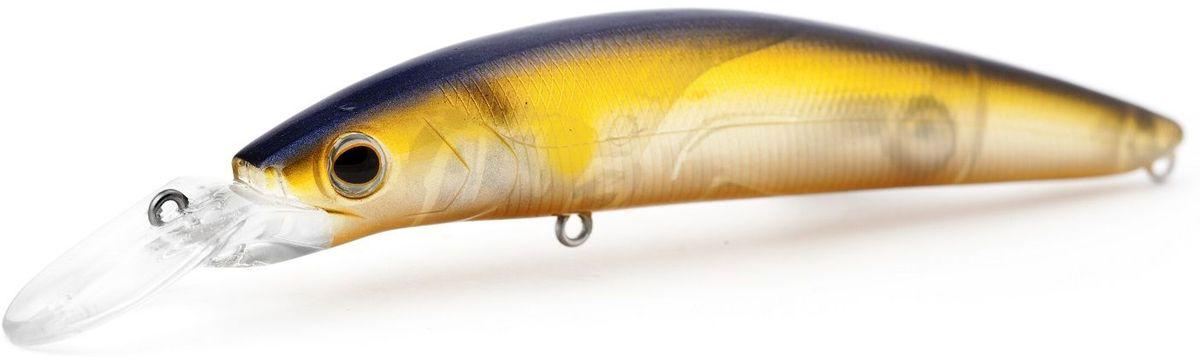 Воблер плавающий Atemi Dinamic, цвет: ghost ayu, длина 8 см, вес 9 г, заглубление 1 м