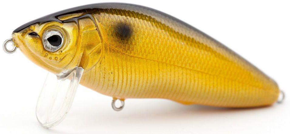 Воблер плавающий Atemi Black Widow Zero, цвет: kurokin, длина 6 см, вес 8,5 г513-00118Плавающий воблер Atemi Black Widow Zero рекомендуется для ловли щуки, окуня, форели, басса, язя, голавля, желтоперого судака, жереха. Эта легкая приманка может использоваться для ловли рыбы вверх по течению. Также подходит для ловли рыбы против течения. Воблер выполнен из прочного металла и пластика.