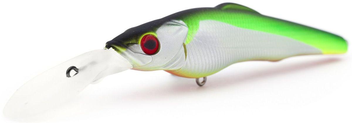 Воблер плавающий Atemi Cayman Shad, цвет: silver chart, длина 9 см, вес 16 г, заглубление 4,5 м513-00160Приманка Atemi Cayman Shad - это плавающий воблер, который отлично подходит для ловли щуки, форели, басса, голавля, жереха, желтоперого судака, окуня. Эта легкая приманка может использоваться для ловли рыбы вверх по течению, если обеспечить более высокую, нежели скорость течения, скорость проводки. Воблер также может использоваться и при ловли против течения. Приманка является отличным решением для озер и хранилищ и может применяться как для троллинга, так и для ловли в заброс. Важным условием использования данной модели приманки является правильно подобранная снасть.Заглубление: 4,5 м.Какая приманка для спиннинга лучше. Статья OZON Гид