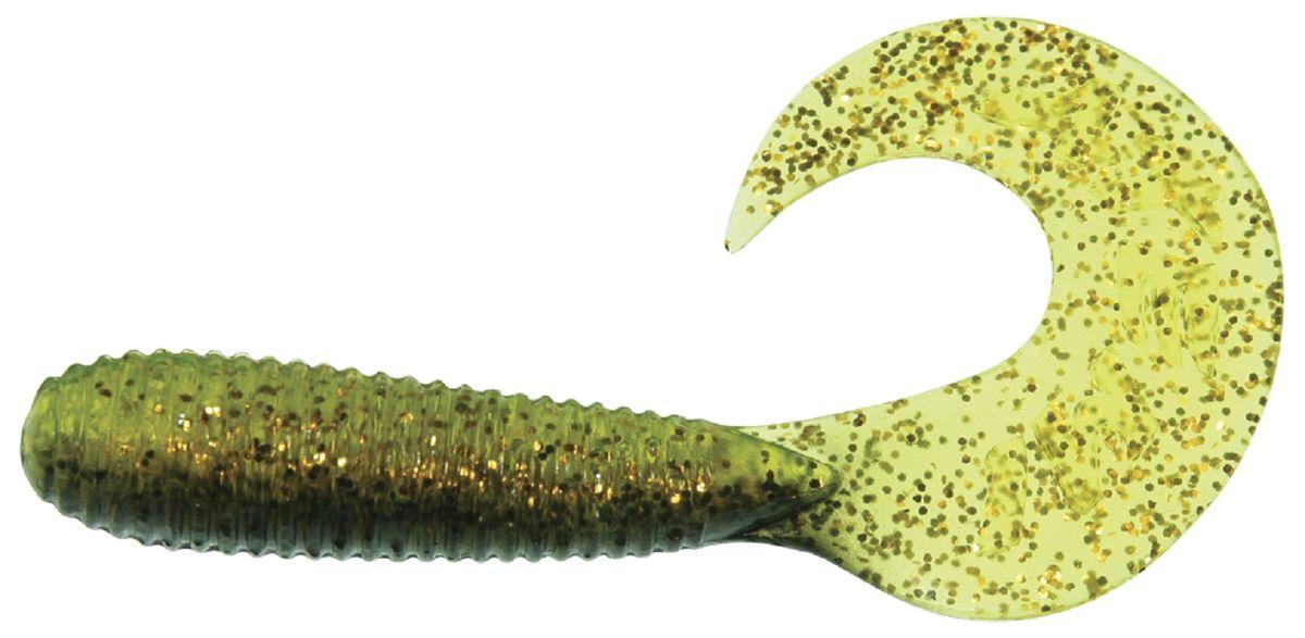 Твистер Atemi, цвет: greenoil, длина 4 см, 10 штASB092-CGBУниверсальный твистер Atemi изготовлен из силикона и подходит для ловли хищных рыб всеми возможными способами. Мягкий хвост совершает амплитудные колебания в стоячей воде, а при ловле на течении заставляет приманку дрожать и извиваться, что создает интересную игру, выманивающую рыбу с глубины и не оставляющую ей шансов не пойти в атаку.Какая приманка для спиннинга лучше. Статья OZON Гид