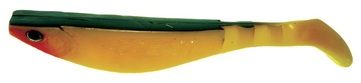 Риппер Atemi, цвет: chinese, длина 8 см, 8 штASH113-YBRРиппер Atemi - это виброхвост с объемным, мясистым телом, выполненный из высококачественного силикона. Имеет стабильную сбалансированную игру. Предназначен для джиговой ловли хищной рыбы: окуня, судака, щуки. Приманка визуально стимулирует хищный инстинкт поедателей рыб и толкает их совершать атаки.Какая приманка для спиннинга лучше. Статья OZON Гид