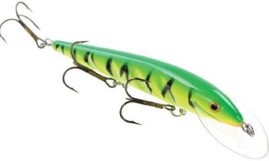 Воблер Blind Paroni, цвет: firetiger, длина 13 см, вес 17 гPAR-13014Воблер Blind Paroni изготовлен из высококачественного пластика и отличается яркой расцветкой. Три тройника не дадут ускользнуть самой верткой рыбе. Blind Paroni применяется для ловли хищных видов рыб. Вываживание матерой щуки подарит вам новые позитивные ощущения азарта, борьбы и победы. Рабочая глубина: 3 м.Какая приманка для спиннинга лучше. Статья OZON Гид