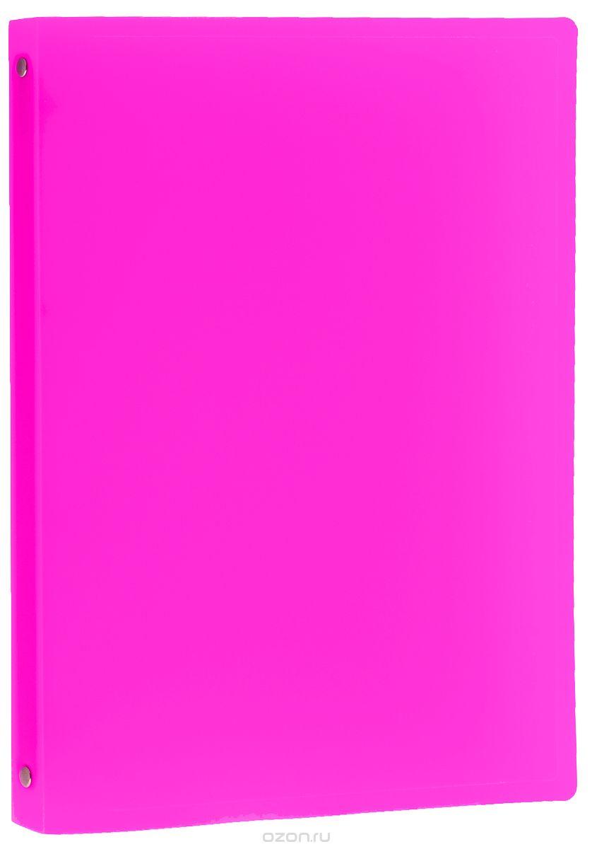Erich Krause Папка-файл на 4 кольцах цвет розовый31014_розовыйПапка-файл Erich Krause на четырех кольцах предназначена для хранения и транспортировки бумаг или документов формата А4. Папка изготовлена из плотного пластика. Кольцевой механизм выполнен из высококачественного металла.Папка практична в использовании и надежно сохранит ваши документы и сбережет их от повреждений, пыли и влаги.