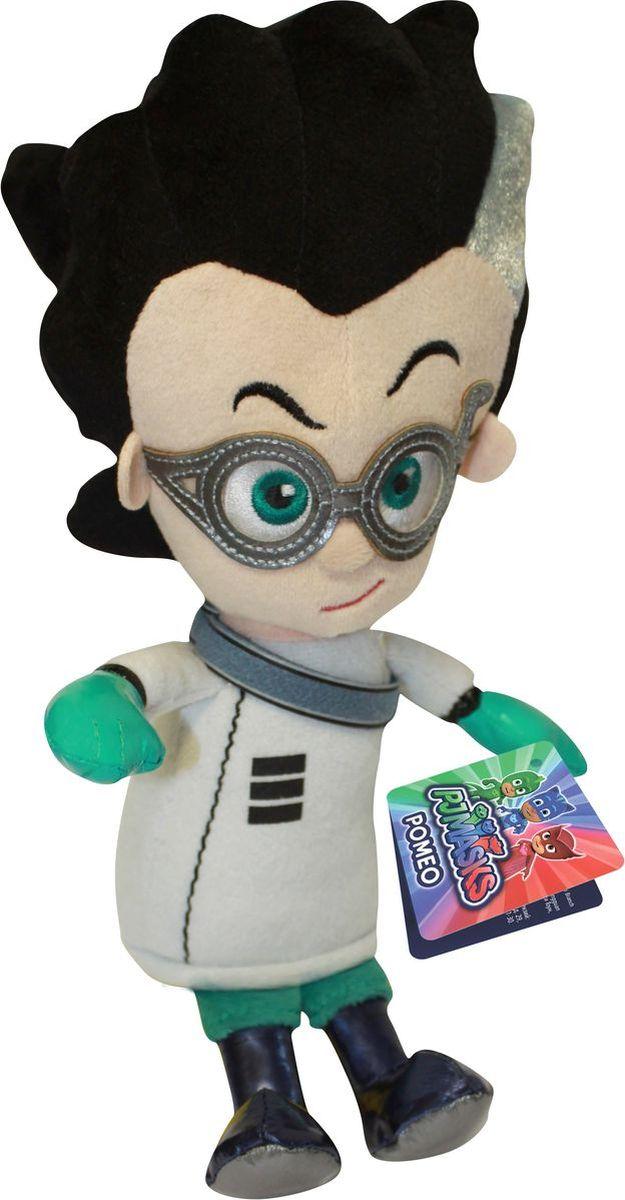 PJ Masks Мягкая игрушка Ромео 20 см мягкая игрушка антистресс а м дизайн