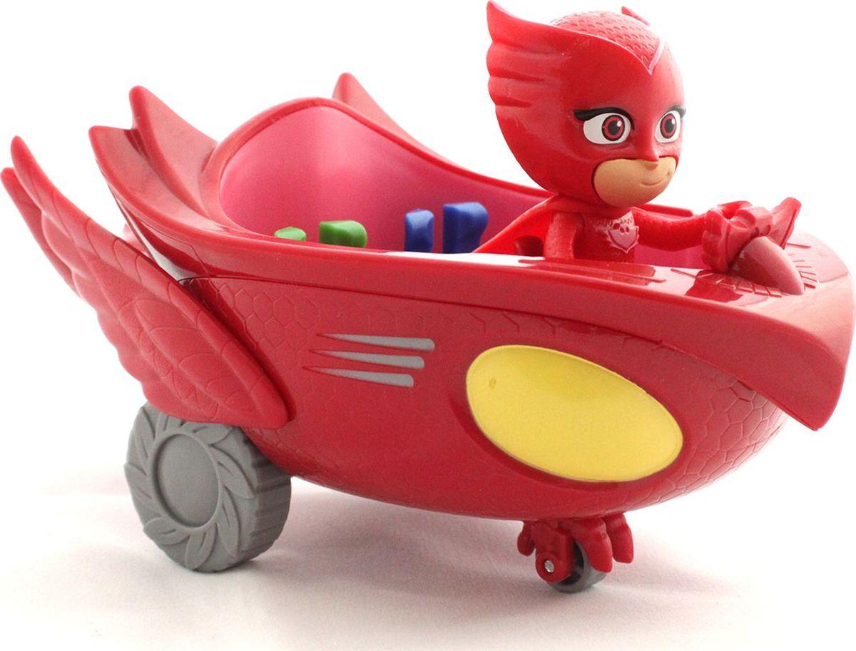 PJ Masks Набор фигурок Совиный планер случай на мосту через совиный ручей