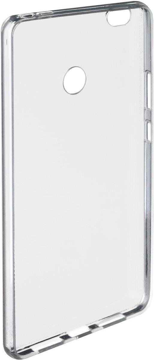 Untamo Gel чехол для Xiaomi Mi Max, ClearUGCXIMIMAXTRЧехол-накладка Untamo Gel для Xiaomi Mi Max обеспечивает надежную защиту корпуса смартфона от механических повреждений и надолго сохраняет его привлекательный внешний вид. Накладка выполнена из высококачественного материала, плотно прилегает и не скользит в руках. Чехол также обеспечивает свободный доступ ко всем разъемам и клавишам устройства.