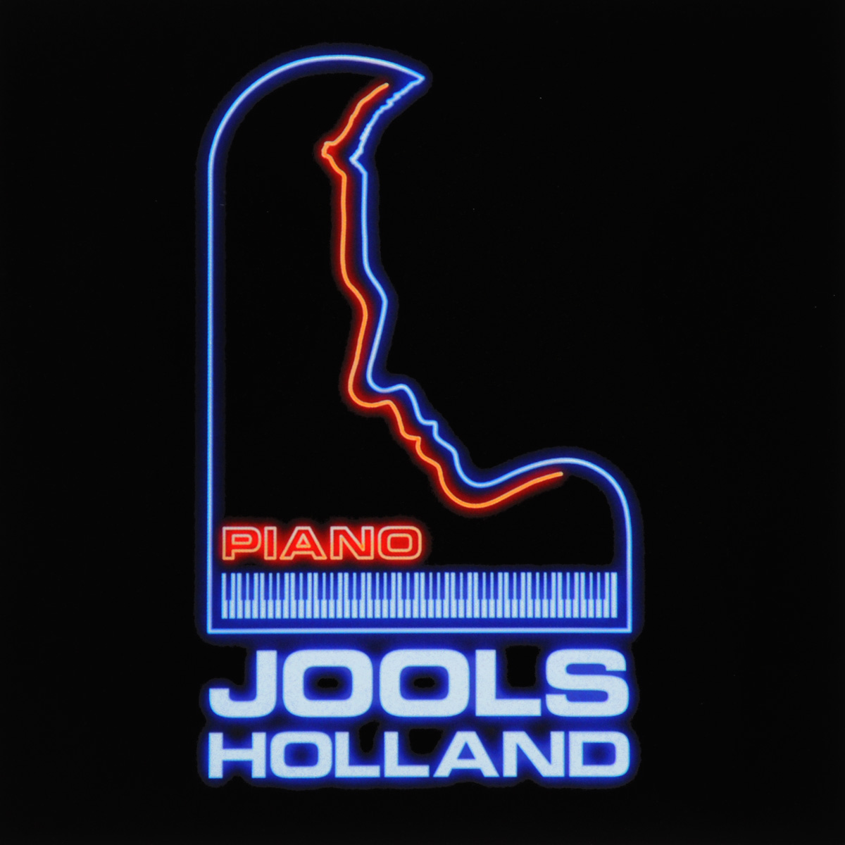 Jools Holland. Piano