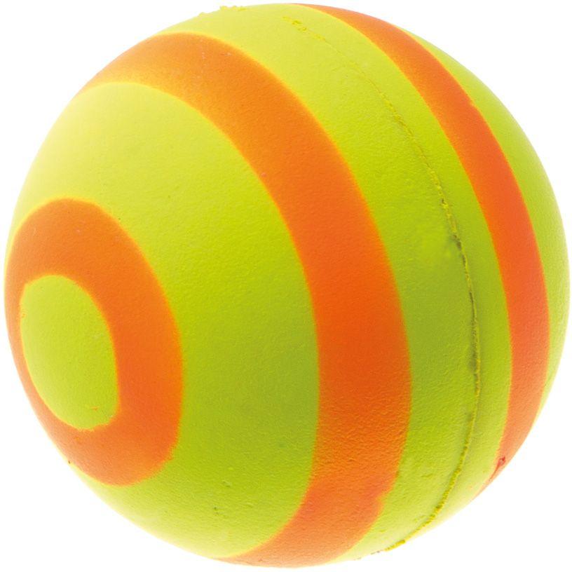 Мяч V.I.Pet Неон, цвет: желтый, оранжевый, диамер 47 мм. 20-110820-1108Мяч V.I.Pet Неон предназначен для игр, тренировок и активного отдыха с животными. Мяч заинтересует и увлечет вашего питомца. Сделана из абсолютно безопасного и качественного материала. Материал: вспененная резина.