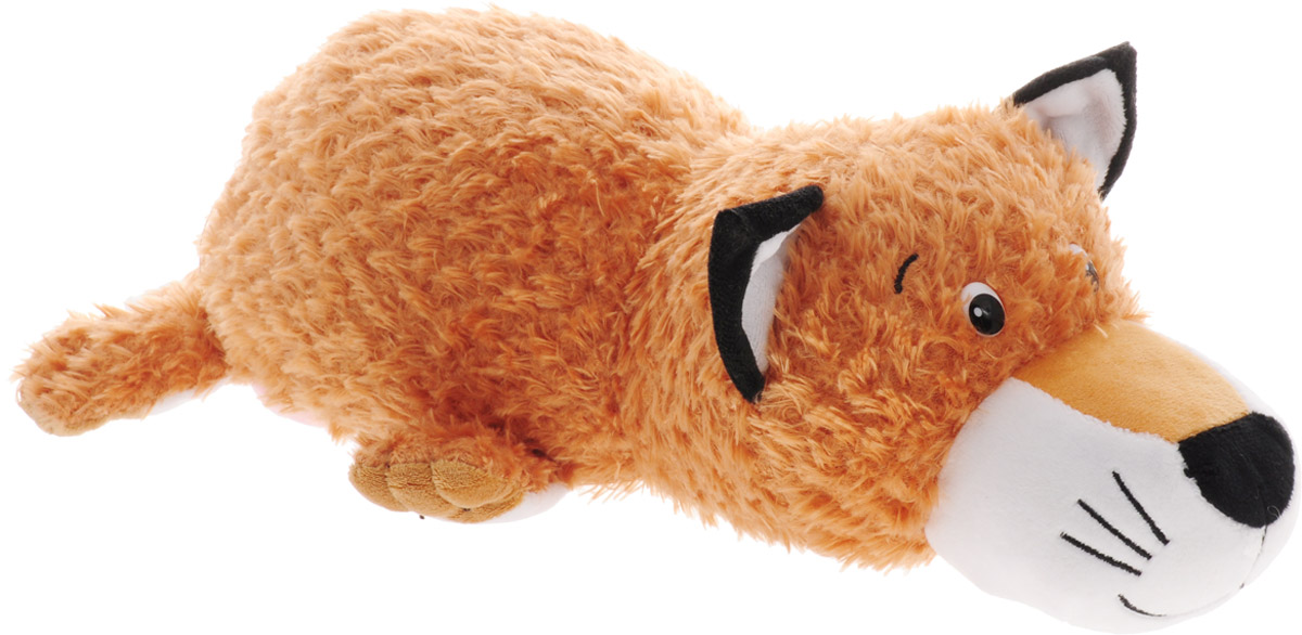 Gulliver Мягкая игрушка-перевертыш Лисичка-Корова 35 см игрушка мягкая лисичка мила